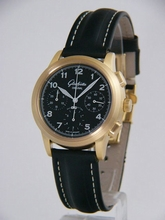 Glashutte PanoMaticCentral 39-31-13-26-04 Mens Watch
