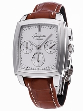 Glashutte Senator Karree 39-31-53-52-04 Mens Watch