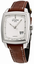 Glashutte Senator Karree 39-42-53-52-04 Mens Watch