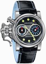 Graham Aeroflyback 2CRBS.B05A.C103BD Mens Watch