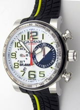 Graham Trackmaster 2BRYO.W01A.K66S Mens Watch