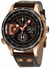 Hamilton Khaki Aviation H76646533 Mens Watch