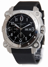 Hamilton Khaki Navy H78616333 Mens Watch
