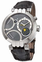 Harry Winston Excenter Collection 200-MAPC41WL-A Mens Watch