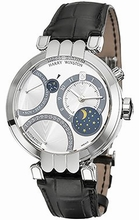 Harry Winston Excenter Collection 200-MAPC41WL-W Mens Watch