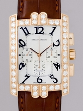 Harry Winston Excenter Collection 330.MCARL.M Mens Watch