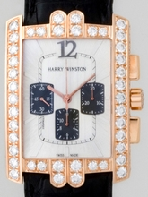 Harry Winston Lady Avenue 330.MCARL.W White Dial Watch