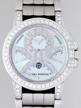 Harry Winston Ocean Collection Z400.MCRA44WWC.A Mens Watch