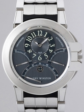 Harry Winston Ocean Collection Z400.MCRA44WWC.A Swiss Automatic Watch