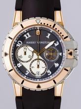 Harry Winston Ocean Collection Z410.MCA44RZC.A Mens Watch