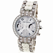 Harry Winston Premier 200UCQ32W Ladies Watch
