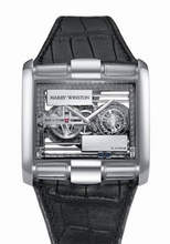 Harry Winston Premier Collection 350-MATWL Mens Watch