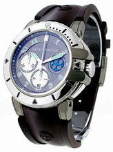 Harry Winston Project Z2 Diver 410/mca Mens Watch