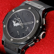 Hublot Big Bang All Black 301.CI.134.RX Mens Watch