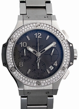Hublot Big Bang Earl Gray 342.ST.5010.ST.1104 Mens Watch
