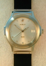 Hublot Elegant Steel 1710.424.1 Mens Watch
