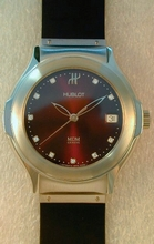 Hublot Elegant Steel 1710.B24.1 Mens Watch
