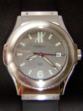Hublot Elegant Steel MDM1910.1 Mens Watch