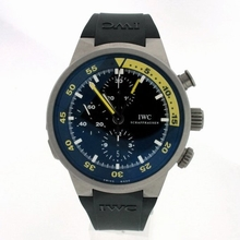 IWC Aquatimer IW3723.04 Mens Watch