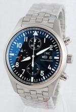 IWC Pilots Chrono IW3717-04 Mens Watch