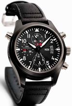 IWC Pilots Double Chrono IW379901 Mens Watch