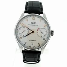 IWC Portuguese 5001-14 Mens Watch