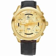 Jacob & Co. Five Time Zone - Large JC-10 Mens Watch