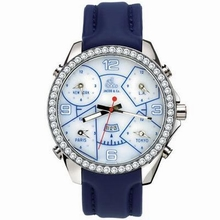 Jacob & Co. Five Time Zone - Large JC-12 Quartz Watch