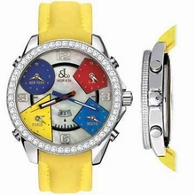 Jacob & Co. Five Time Zone - Large JC-13 White Dial Watch
