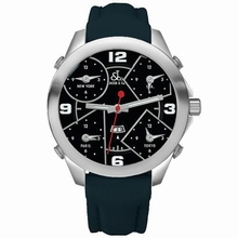 Jacob & Co. Five Time Zone - Large JC-2 Quartz Watch