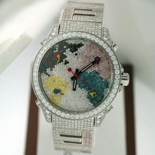 Jacob & Co. Five Time Zone - Midsize JC 40 Midsize Watch