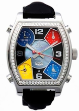 Jacob & Co. H24 Five Time Zone Automatic J0305600002 Mens Watch