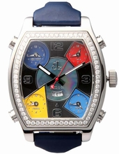 Jacob & Co. H24 Five Time Zone Automatic J0305600003 Mens Watch