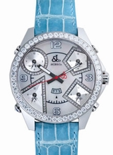 Jacob & Co. H24 Five Time Zone Automatic JC-14DAD Mens Watch