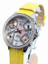Jacob & Co. H24 Five Time Zone Automatic JC-14DAD Quartz Watch
