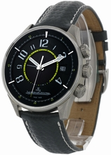 Jaeger LeCoultre Amvox Alarm 191T440 Mens Watch
