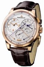 Jaeger LeCoultre Duometre 601.24.20 Manual Winding Watch