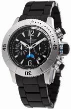 Jaeger LeCoultre Master Compressor 186T770 Mens Watch