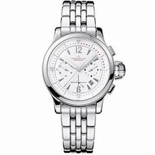 Jaeger LeCoultre Master Compressor Chronograph 174.81.05 Ladies Watch