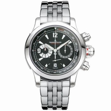 Jaeger LeCoultre Master Compressor Chronograph 175.81.70 Mens Watch