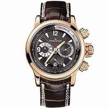 Jaeger LeCoultre Master Compressor Chronograph 175284.40 Mens Watch