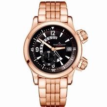 Jaeger LeCoultre Master Compressor Dualmatic 173.21.40 Mens Watch