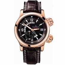 Jaeger LeCoultre Master Compressor Dualmatic 173.24.40 Mens Watch