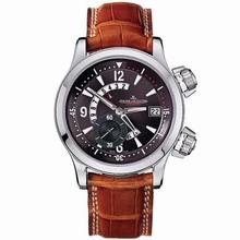 Jaeger LeCoultre Master Compressor Dualmatic 173.34.40 Mens Watch