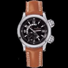 Jaeger LeCoultre Master Compressor Dualmatic 173.84.70 Mens Watch
