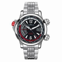 Jaeger LeCoultre Master Compressor Extreme World Alarm 177.81.70 Mens Watch