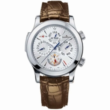 Jaeger LeCoultre Master Control 163.84.2A Mens Watch