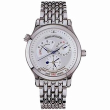 Jaeger LeCoultre Master Geographic 142.81.20 Mens Watch