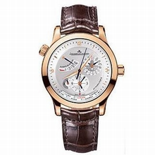 Jaeger LeCoultre Master Geographic 150.24.20 Mens Watch