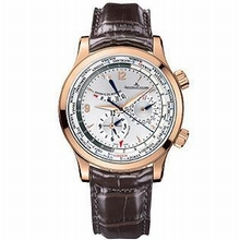 Jaeger LeCoultre Master Geographic 152.24.20 Mens Watch